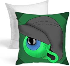 NG Fanart Jacksepticeye Eyeball Hotel Collection Pillows for Sleeping-Luxury Down Breathable with Adjustable Fit and Zipper Removable Breathable Cooling Hypoallergenic Pillows.