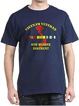 CafePress 6Th Marine Regiment T-Shirt Cotton T-Shirt