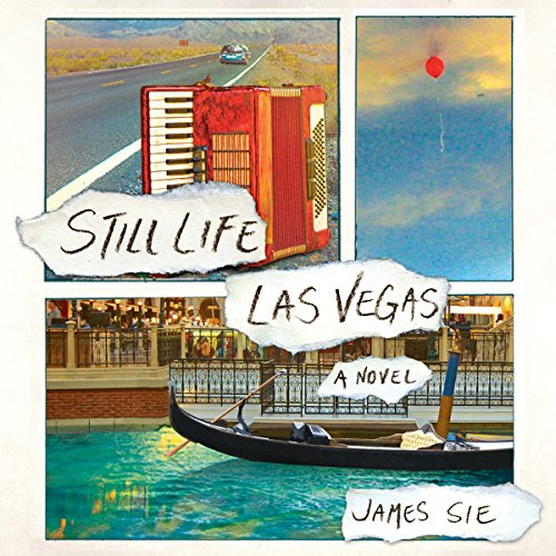 Still Life Las Vegas audiobook cover art