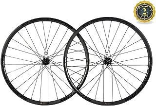 Superteam Carbon MTB Disc Brake Wheelset 29er Tubeless Wheel 30mm Width with Six Bolt Hub