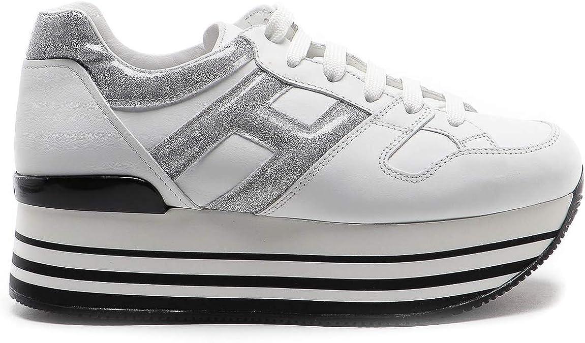 Hogan Sneaker Maxi H222 Bianca HXW2830T548N1Q0351 Bianco ...