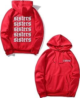 Sisters James Hoodie James Sweatshirt Charles Sisters James Apparel red M
