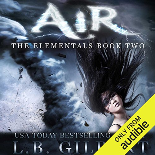 Air audiobook cover art