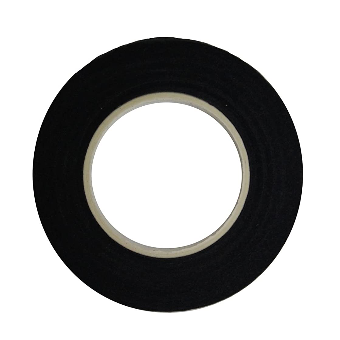 Decora 1 roll 1/2-inch by 30 Yard Black Floral Tape for Bouquet Stem Wrap Floral Arranging Craft Projects Corsages, Wedding Bouquet