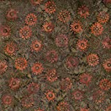 Fabric Freedom Kürbis Räder Design 100% Baumwolle Bali