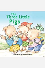 The Three Little Pigs Board book