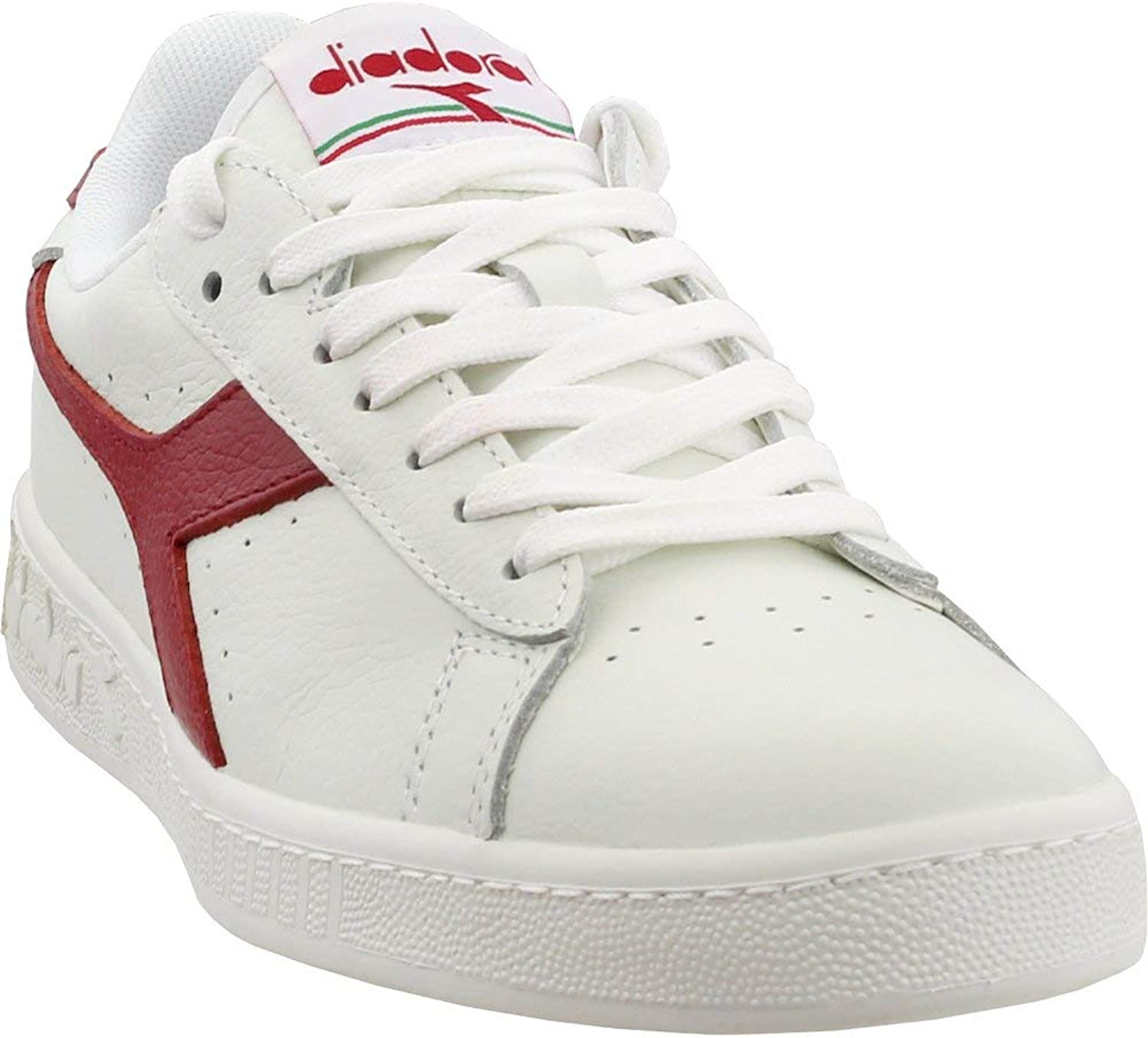 Diadora Unisex Game L Low Casual shoes White