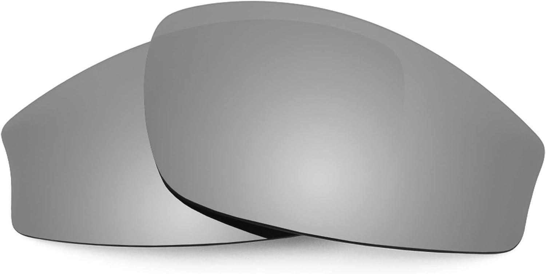 Revant Verres de Rechange pour Wiley X Jake - Compatibles avec les Lunettes de Soleil Wiley X Jake Titane Mirrorshield - Polarisés Elite