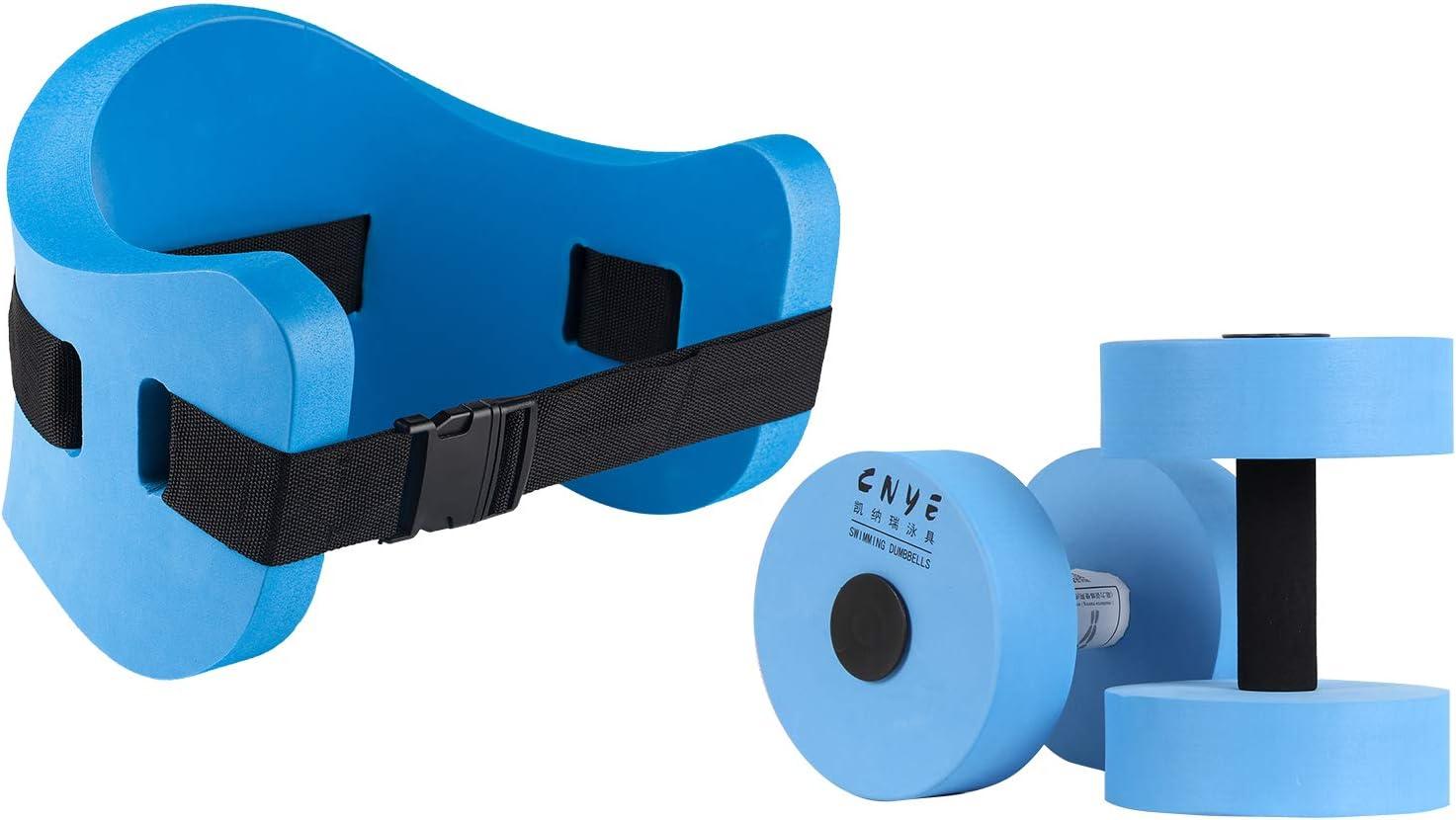 CNYE Aqua Fitness Belt 税込 - ギフト Foam EVA B Pull Barbells