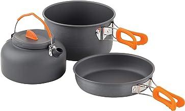 Black//Orange Chub Unisexs NRG 2 Piece Cook Set One Size