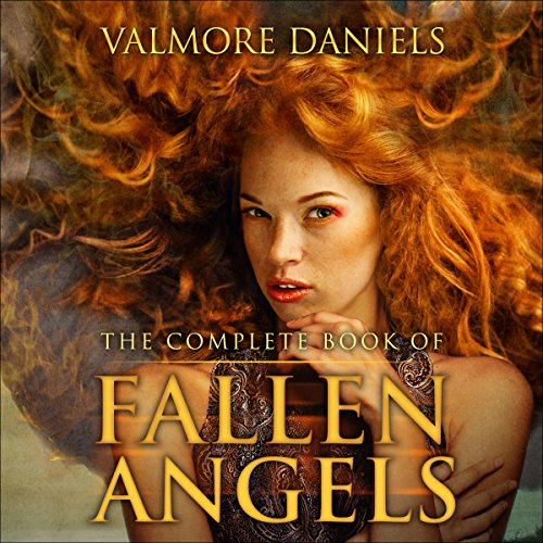 Couverture de The Complete Book of Fallen Angels