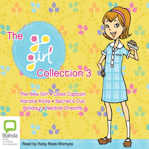 Go Girl, Collection 3 audiobook cover art