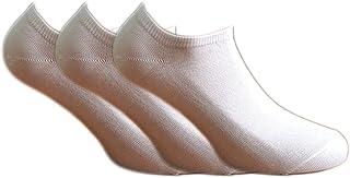 6 paia di mini calze pariscarpa in filo di scozia elasticizzato