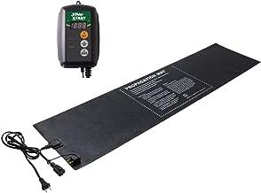 Hydrofarm 12 x 48-Inch Propagation Mat + Digital Thermostat