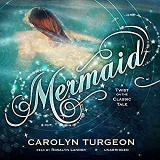 Mermaid audiobook cover art