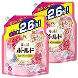 ボールド 洗濯洗剤 液体 アロマティックフローラル&サボンの香り 詰め替え 超ジャンボ1.58kg×2個