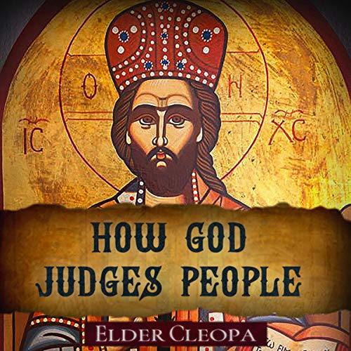 How God Judges People  By  cover art
