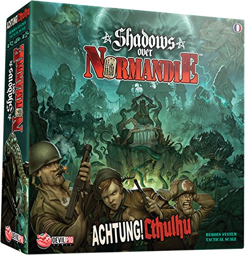 Shadows Over Normandie - Core Set - FRENCH Version VF