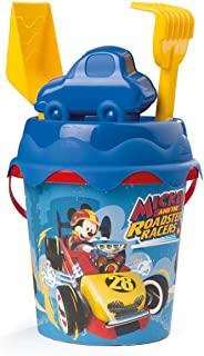 Smoby–Mickey Mouse Bucket with a Diameter 17cm, 862081