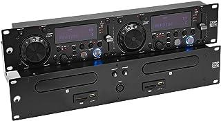Omnitronic XDP-3002 Dual CD-/MP3-speler