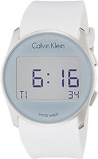Calvin Klein Unisex White Watches