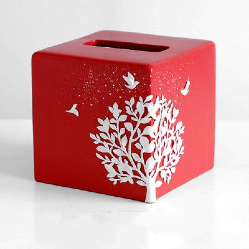 気候ミルクレンドGC-GC ジュエリーアートクラフトティッシュボックスリビングルームコーヒーテーブル家庭用ナプキンテーブルトップ収納ボックス4 ティッシュ