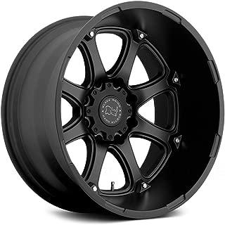 """Black Rhino GLAMIS Black Wheel (17x9""""/5x127mm ,-12mm offset)"""