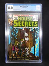 House of Secrets #81 CGC 8.0 White Pages Neal Adams Cover