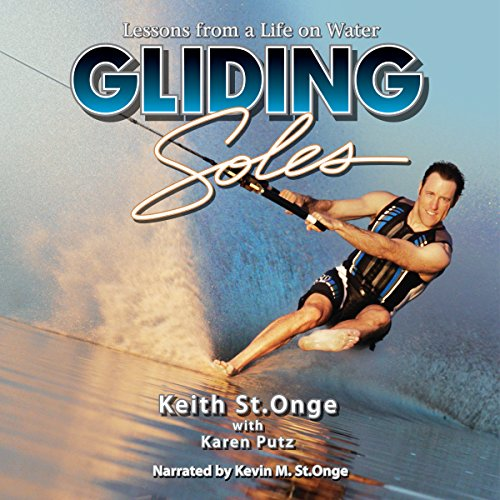 Gliding Soles audiobook cover art