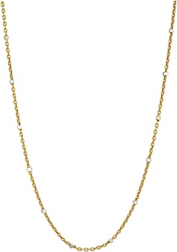 Chan Luu - Dainty Necklace with Crystal Beading