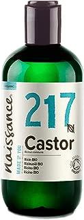 Naissance Aceite de Ricino BIO 250ml - Puro, natural,