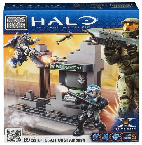 Megabloks Halo ODST Ambush
