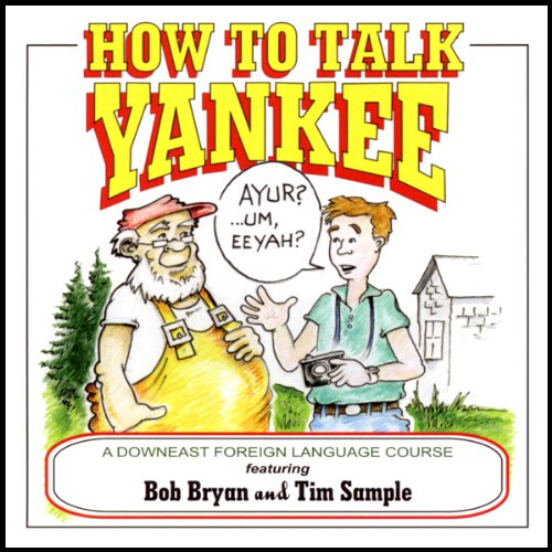 How to Talk Yankee audiobook cover art