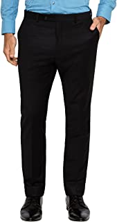 Calvin Klein Men's Super Slim Fit Wool Blend Suit Pant