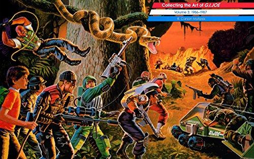 Collecting the Art of G.I.Joe: Volume 3 (1986-1987) (English Edition)