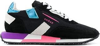 GHOUD Luxury Fashion Womens E10ERMLWMM08 Black Sneakers |