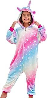 unicorn onesie kids blue