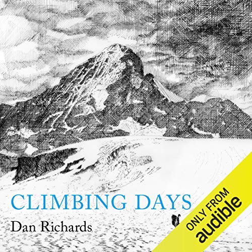 Climbing Days audiobook cover art