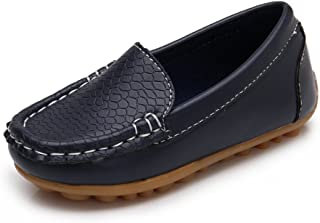 toddler grey loafers