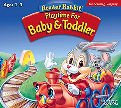 Price comparison product image Reader Rabbit Playtime For Baby & Toddler