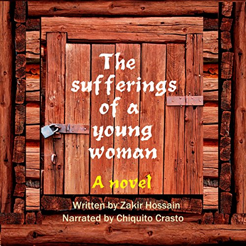 The sufferings of a young woman cover art