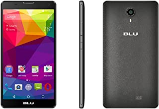 Blu Studio X6 Dual Sim Black (Renewed)
