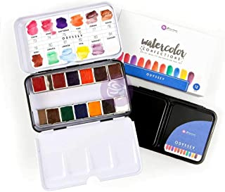 Prima Marketing Confections Odyssey Watercolor Collection