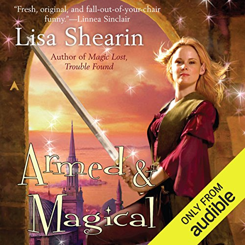 Armed & Magical audiobook cover art