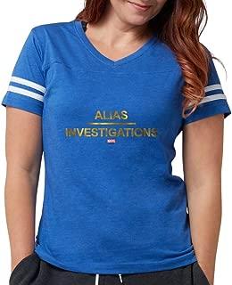 Jessica Jones Alias Investig Womens Football Shirt
