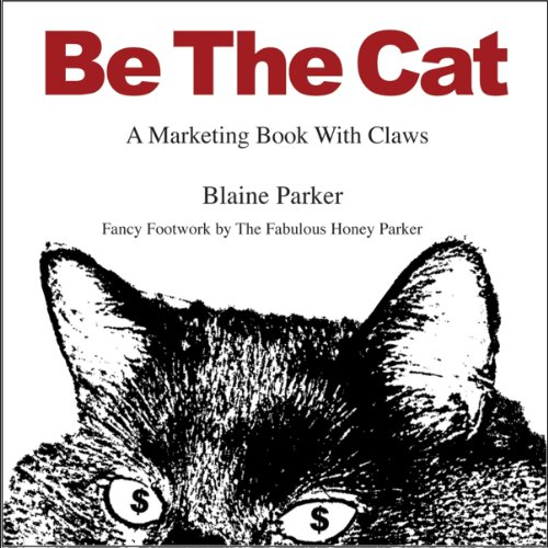 Be the Cat audiobook cover art