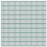 Festnight Clôtures et barrières,Panneaux de clôture en Acier de Jardin clôture de Ferme Longueur...
