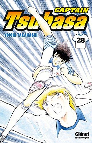 Captain Tsubasa - Tome 28 : Gand final à Paris