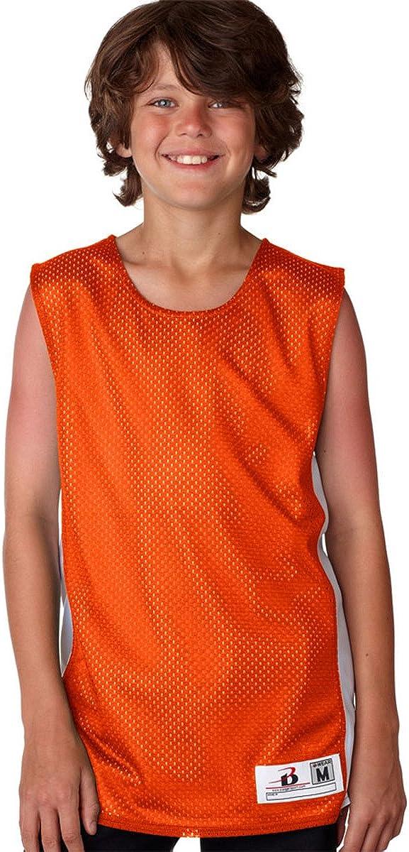 Badger Sportswear Youth Mesh-Dazzle Reversible Jersey