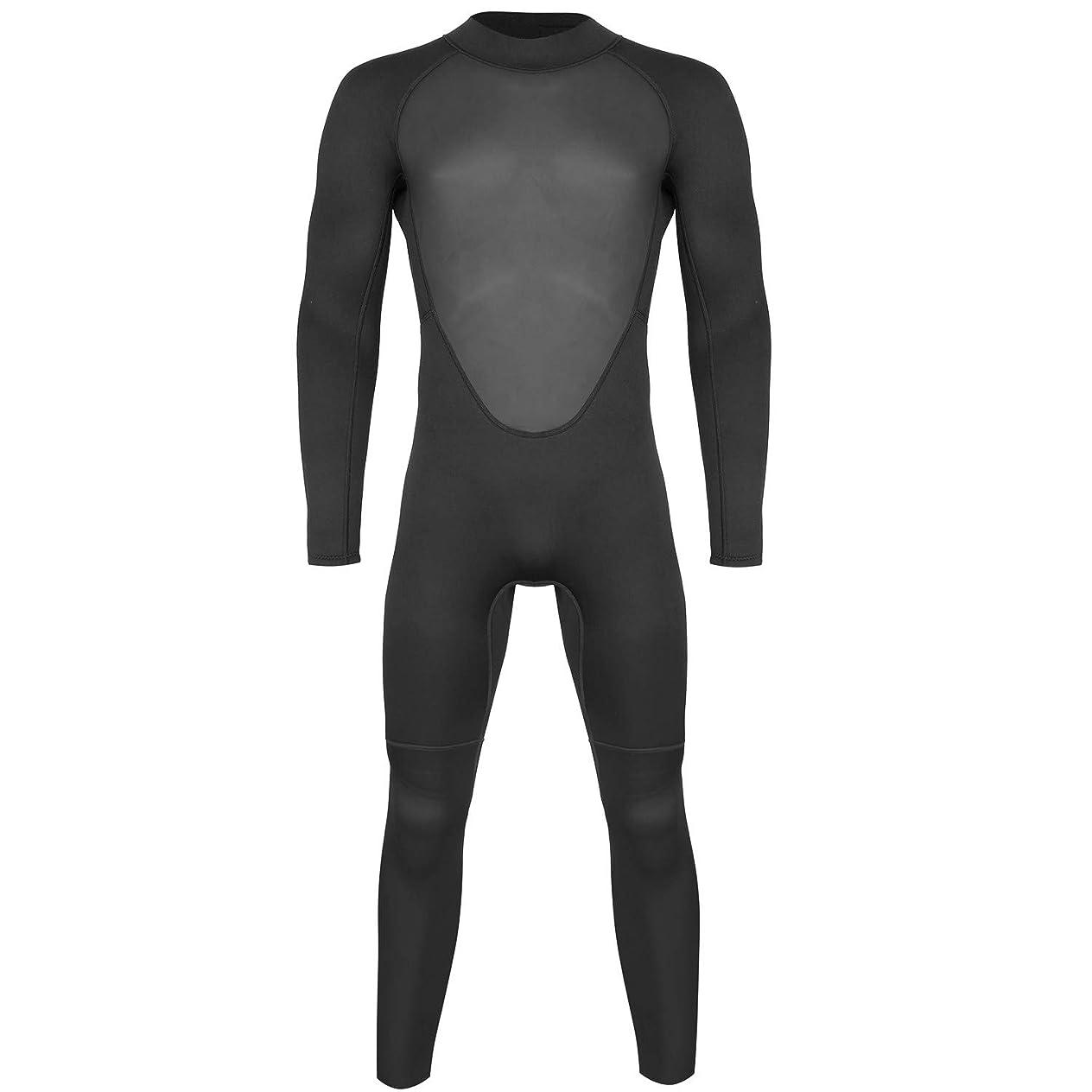 異形はがきテキストMORGEN SKY ウェットスーツ メンズ ワンピース ネオプレン素材 胸部スキン サーフスーツ ダイビング カヤック カヌー SUP 沢登り パドリングウェア MY001